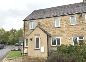 Thumbnail 1 bed terraced house for sale in Stow Avenue, Witney