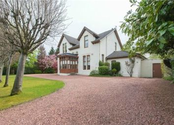 Thumbnail 4 bed detached house for sale in Corsebar Road, Paisley, Renfrewshire