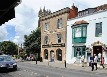 Thumbnail 2 bed flat for sale in High Street, Glastonbury