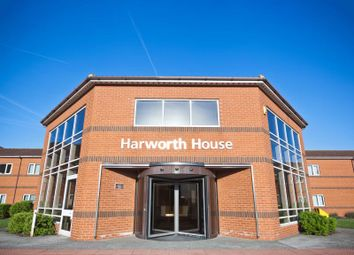Thumbnail Studio to rent in Harworth House, Harworth Business Park, Doncaster