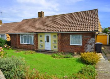 Thumbnail 2 bed detached bungalow for sale in Park Croft, Polegate