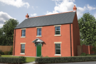 Thumbnail 4 bedroom detached house for sale in The Almondbank, Eton Way, Boston