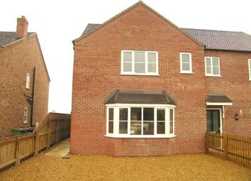 Thumbnail 3 bed property to rent in High Broadgate, Tydd St. Giles, Wisbech