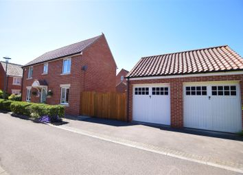 Thumbnail 4 bed detached house for sale in Teal Way, Portishead, Bristol