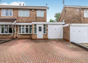 3 bed semi-detached house for sale in Calstock Road, Willenhall, West Midlands WV12