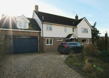 Thumbnail 5 bed detached house for sale in West Wickham Road, Horseheath