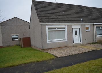 Thumbnail 2 bedroom end terrace house for sale in Allanton Grove, Wishaw