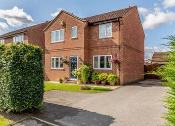 Thumbnail 4 bed detached house for sale in Langton Road, Norton, Malton
