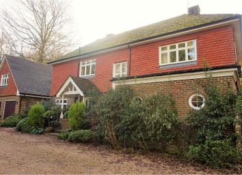 Thumbnail 5 bed detached house for sale in Danley Lane, Lynchmere