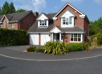 Thumbnail 4 bed detached house for sale in Checkley Lane, St. Georges, Telford