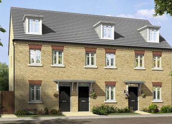 """Thumbnail 3 bed terraced house for sale in """"Kirkwood"""" at Great Denham, Bedford"""