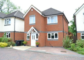 Thumbnail 3 bed detached house for sale in Vale Close, Epsom