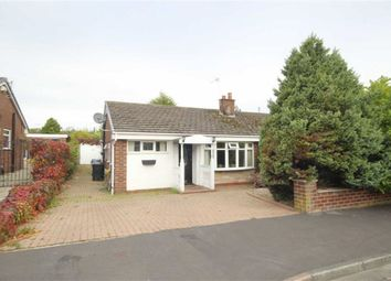 Thumbnail 3 bed semi-detached bungalow to rent in Fieldhead Avenue, Astley, Tyldesley, Manchester