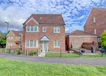 Thumbnail 6 bed detached house for sale in Leafield Close, Northside