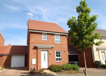 Thumbnail 3 bed detached house to rent in Admiral Avenue, Hemel Hempstead