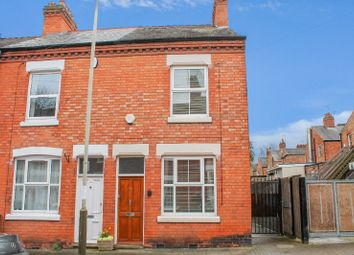 Thumbnail 2 bed end terrace house for sale in Francis Street, Stoneygate, Leicester