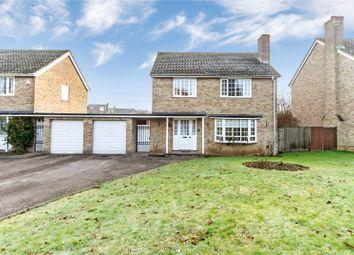 Thumbnail 3 bed link-detached house for sale in Cheviot Close, Tonbridge, Kent