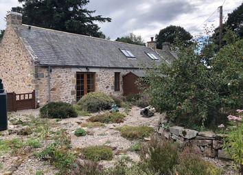 Thumbnail 2 bedroom bungalow to rent in Pitgaveny, Elgin, Moray