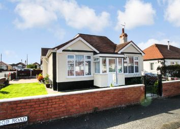 Thumbnail 3 bed detached bungalow for sale in Oakwood Road, Rhyl