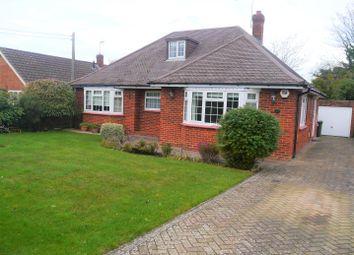 Thumbnail 3 bed detached bungalow for sale in Linden Av, Old Basing, Basingstoke