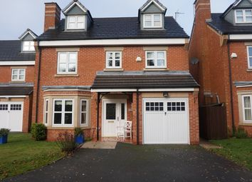 Thumbnail 6 bed detached house for sale in Begonia Gardens, Bold, St. Helens