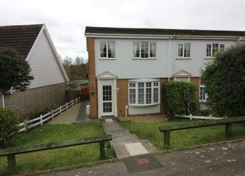 Thumbnail 3 bed end terrace house for sale in Fairway, Saltash