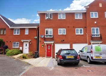 Thumbnail 3 bed town house for sale in Campion Gardens, Birmingham