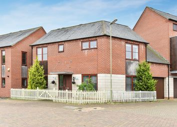 Thumbnail 2 bed link-detached house for sale in Watertower Way, Basingstoke