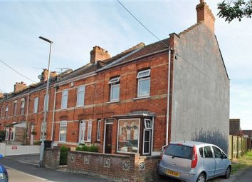 Thumbnail 2 bed terraced house for sale in Worston Road, Highbridge