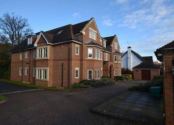 Thumbnail 2 bed flat to rent in Yew Barton Court, Aldershot Road, Church Crookham, Fleet
