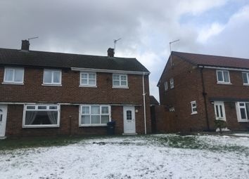 Thumbnail 2 bedroom end terrace house to rent in Thirlmere Rd, Peterlee