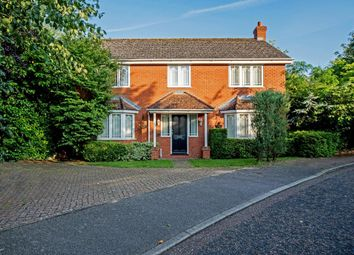Thumbnail 4 bed detached house for sale in Clarke Close, Palgrave, Diss
