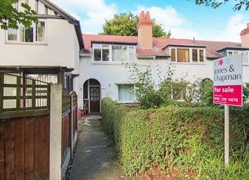 Thumbnail 3 bed terraced house for sale in Cressington Gardens, Ellesmere Port