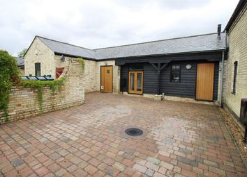 Thumbnail 3 bed mews house for sale in Harradine Close, Woodhurst, Huntingdon