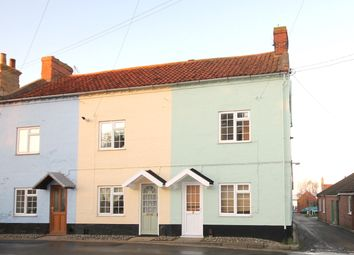Thumbnail 3 bed terraced house for sale in Theatre Road, Wells-Next-The-Sea