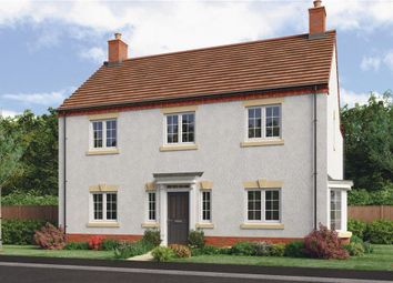"""Thumbnail 4 bed detached house for sale in """"Stainsby"""" at Jawbone Lane, Melbourne, Derby"""