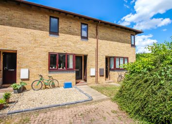Thumbnail 1 bedroom terraced house for sale in Scarsdale Close, Green End Road, Cambridge
