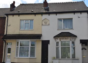 Thumbnail 3 bed terraced house for sale in Parkfield Road, Wolverhampton