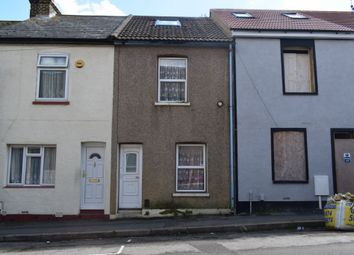 Thumbnail 3 bed terraced house for sale in Empress Road, Gravesend