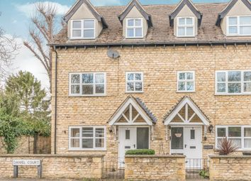 Thumbnail 3 bed town house for sale in Daniel Court, Stamford
