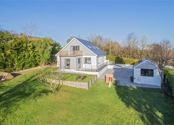 Thumbnail 4 bed detached bungalow for sale in Canada Hill, Ogwell, Newton Abbot, Devon.
