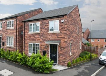 Thumbnail 3 bed detached house for sale in Weavers Way, South Normanton, Alfreton
