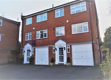 Thumbnail 4 bed semi-detached house for sale in The Downs, Altrincham