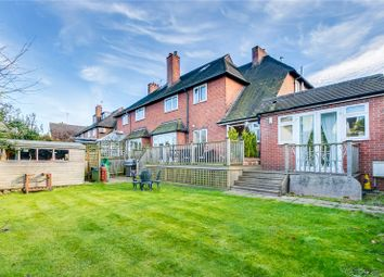 Thumbnail 6 bed semi-detached house for sale in Upper Richmond Road West, East Sheen, London