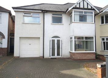 Thumbnail 5 bedroom semi-detached house for sale in Hilton Avenue, Hall Green, Birmingham