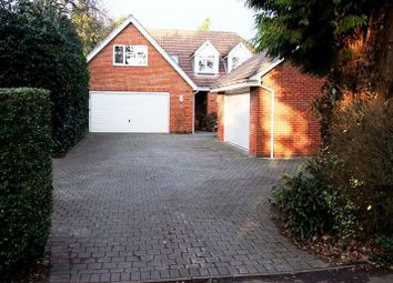 Thumbnail 4 bedroom property for sale in Church Road, Locksheath, Southampton