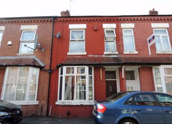 Thumbnail 2 bedroom terraced house for sale in Caythorpe Street, Moss Side, Manchester