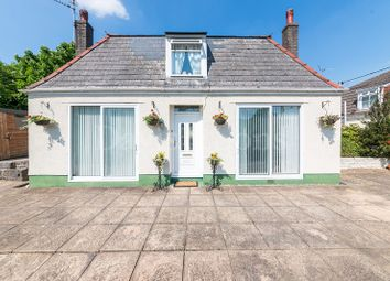 Thumbnail 4 bed detached bungalow for sale in Hillside, Risca, Newport.