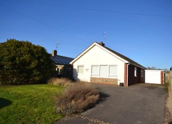 Thumbnail 3 bed detached bungalow for sale in Low Road, Congham, King's Lynn