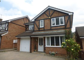 Thumbnail 4 bed detached house for sale in Skelmerdale Way, Earley, Reading